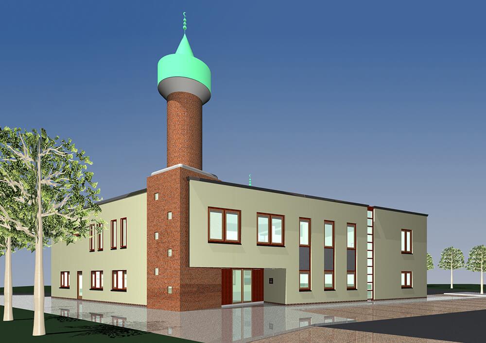 Moskee Harderwijk
