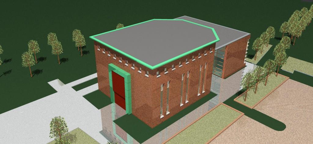 Moskee Nieuwegein